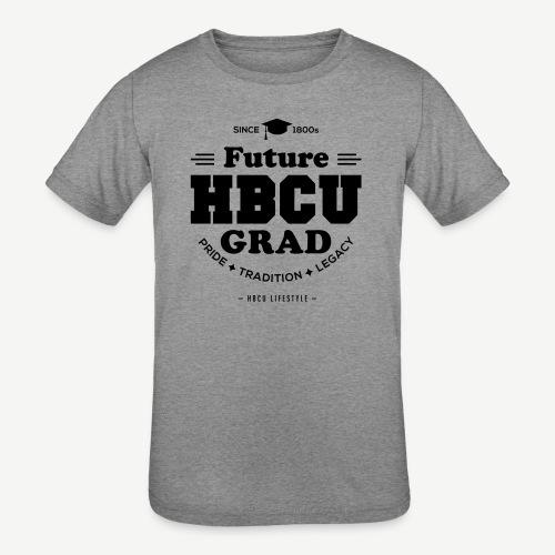Future HBCU Grad Youth - Kids' Tri-Blend T-Shirt