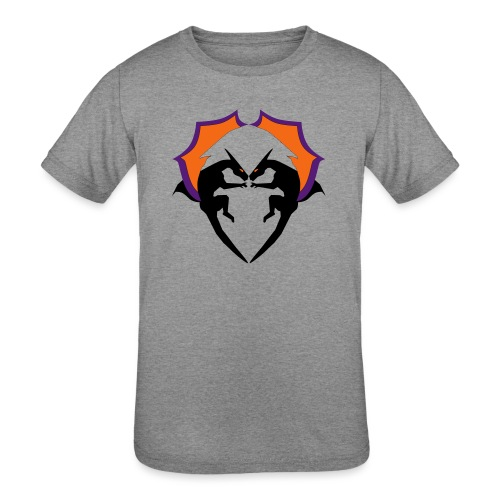 Dragon Love - Kids' Tri-Blend T-Shirt