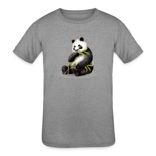 Hungry Panda - Kids' Tri-Blend T-Shirt