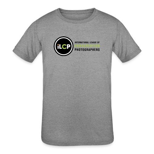iLCP logo horizontal RGB png - Kids' Tri-Blend T-Shirt