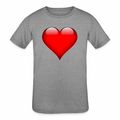 pic - Kids' Tri-Blend T-Shirt