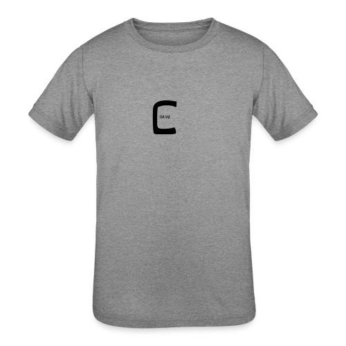C. Daviz - Kids' Tri-Blend T-Shirt