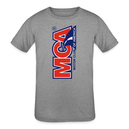 MCA Logo Iphone png - Kids' Tri-Blend T-Shirt