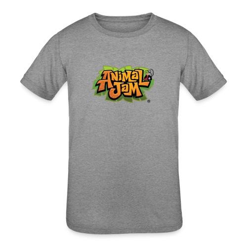Animal Jam Shirt - Kids' Tri-Blend T-Shirt