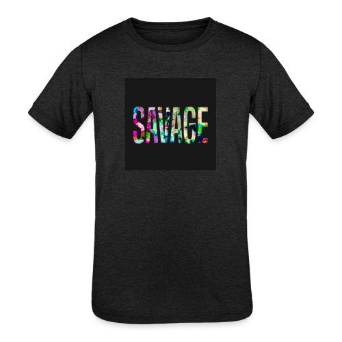 Savage Wear - Kids' Tri-Blend T-Shirt