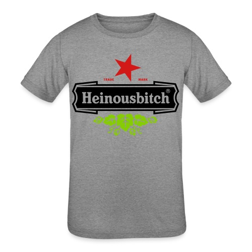 Heinousbitch - Kids' Tri-Blend T-Shirt
