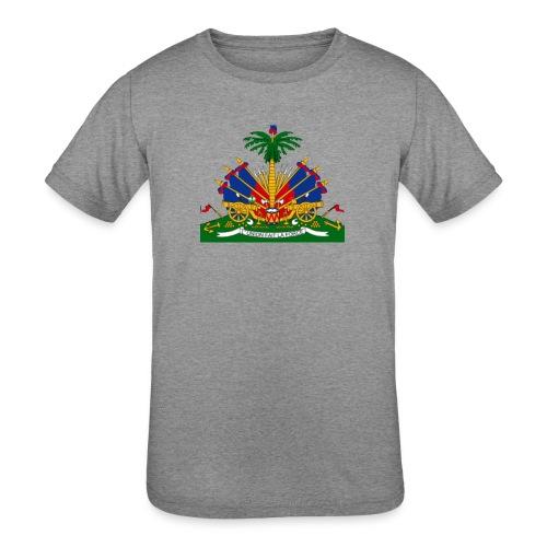 Armes de la république - Kids' Tri-Blend T-Shirt
