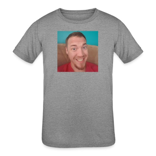 DaddyOFive T-Shirt + Hoodies - Kid's Tri-Blend T-Shirt