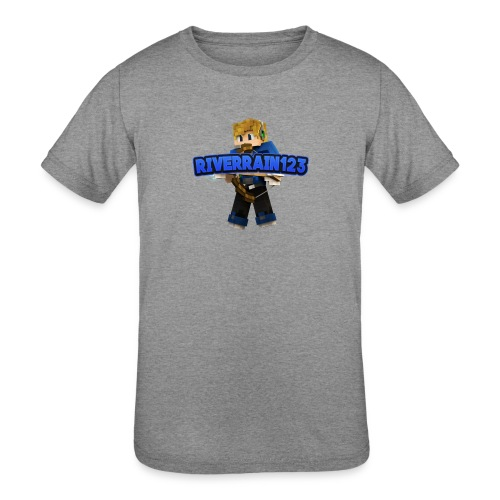 Riverrain123 - Kids' Tri-Blend T-Shirt