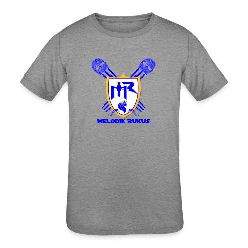 MelodikRukusRegalColor - Kids' Tri-Blend T-Shirt