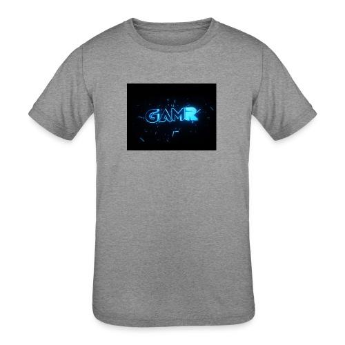 IMG 0443 - Kids' Tri-Blend T-Shirt