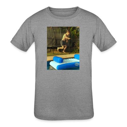 jump clothing - Kids' Tri-Blend T-Shirt
