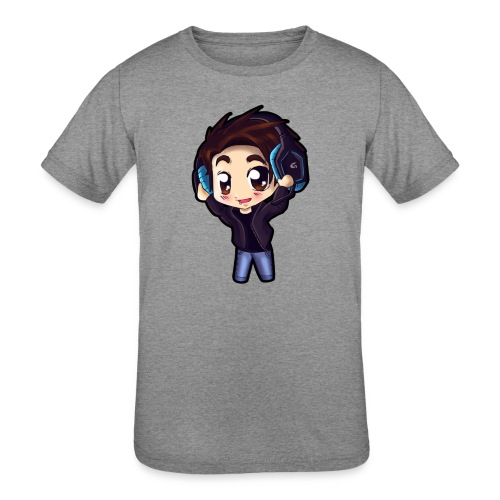 T Shirt - Kid's Tri-Blend T-Shirt