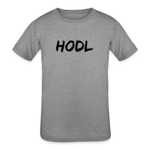 HODL - Kids' Tri-Blend T-Shirt