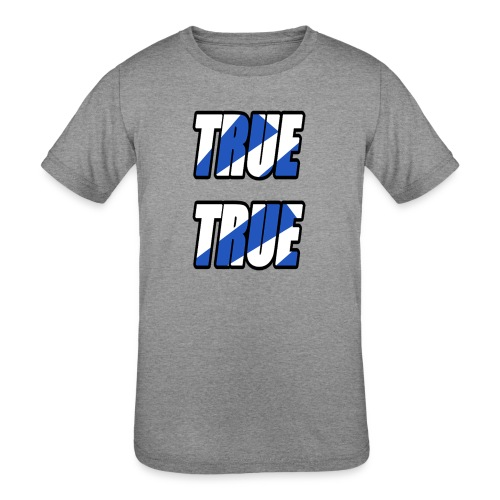 EVANSAYING - Kids' Tri-Blend T-Shirt