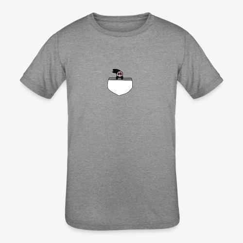 Scar Pocket Buddy - Kids' Tri-Blend T-Shirt