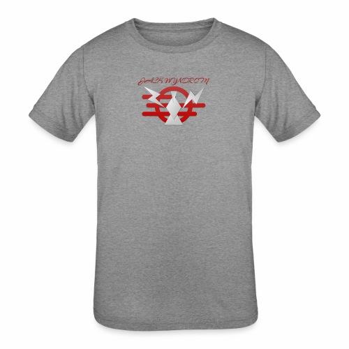 Thunderbird - Kids' Tri-Blend T-Shirt