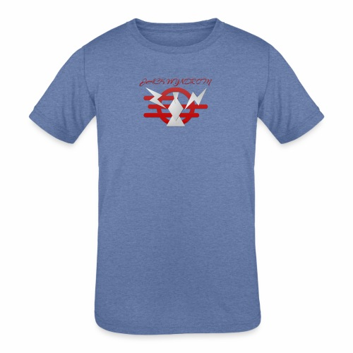 Thunderbird - Kids' Tri-Blend T-Shirt