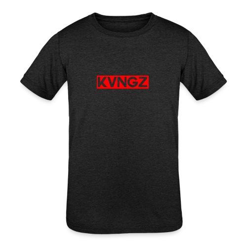 Supreme inspired T-shrt - Kids' Tri-Blend T-Shirt