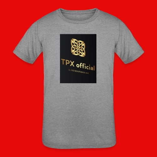 E242E723 143C 4F21 ACC0 2F6DCD22AB99 - Kids' Tri-Blend T-Shirt
