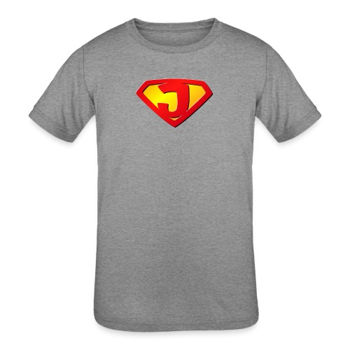 super J - Kid's Tri-Blend T-Shirt