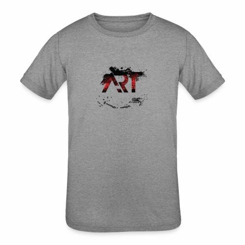 ART - Kids' Tri-Blend T-Shirt