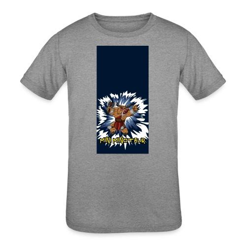 minotaur5 - Kids' Tri-Blend T-Shirt