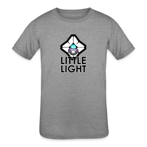 Little Light Ghost - Kids' Tri-Blend T-Shirt