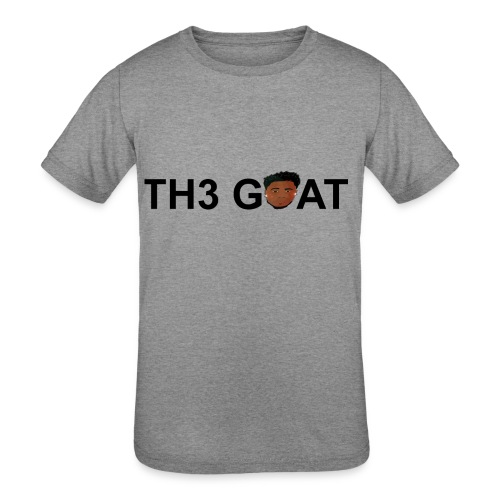 The goat cartoon - Kids' Tri-Blend T-Shirt