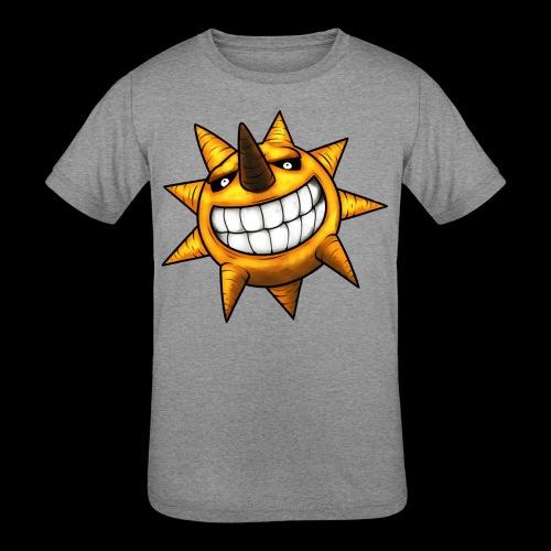 Soul Eater Sun - Kids' Tri-Blend T-Shirt