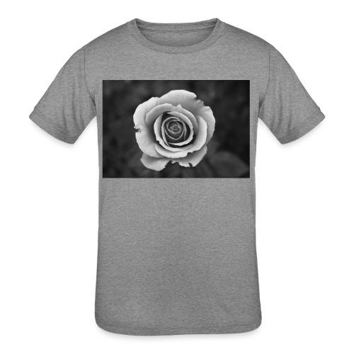 dark rose - Kids' Tri-Blend T-Shirt