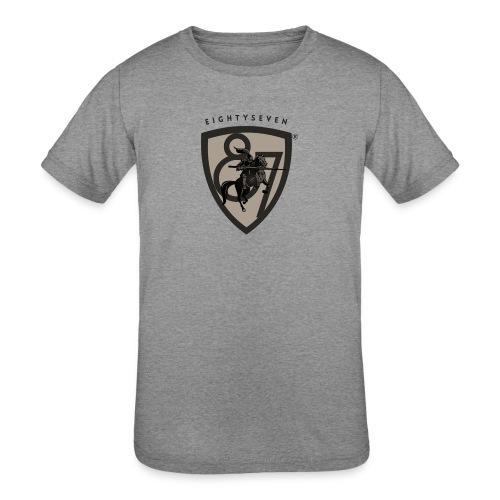 2021 eighty87seven b08 - Kids' Tri-Blend T-Shirt