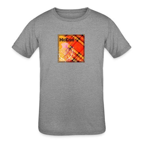 mckidd name - Kids' Tri-Blend T-Shirt