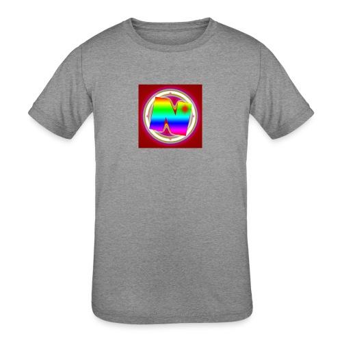 Nurvc - Kids' Tri-Blend T-Shirt