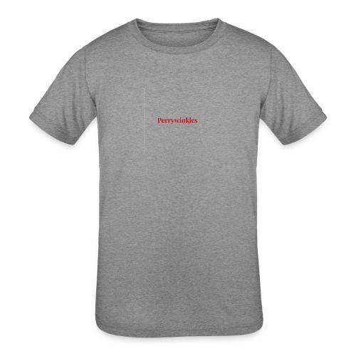 Perrywinkles - Kids' Tri-Blend T-Shirt