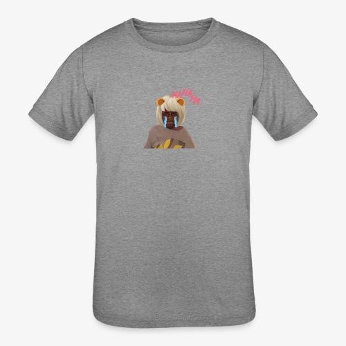 CJ Toys Ha Ha Ha - Kids' Tri-Blend T-Shirt