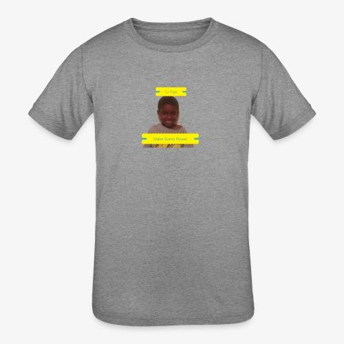 CJ Toys Make Some Noise! - Kids' Tri-Blend T-Shirt