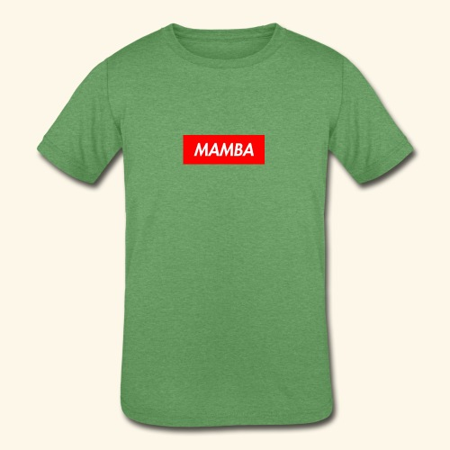Supreme Mamba - Kids' Tri-Blend T-Shirt