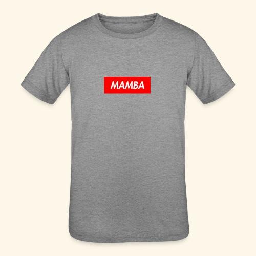 Supreme Mamba - Kids' Tri-Blend T-Shirt