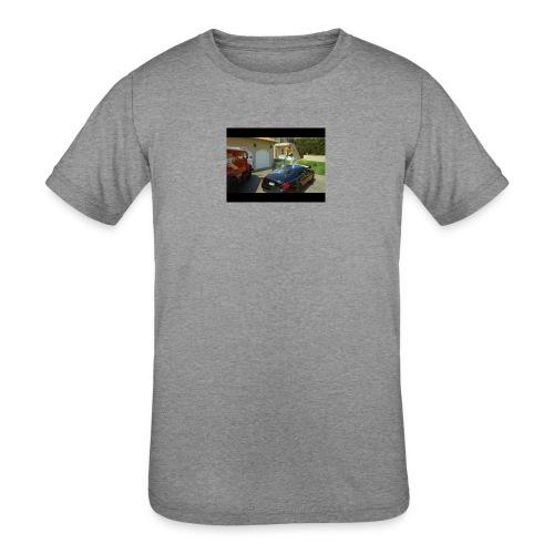 ESSKETIT - Kids' Tri-Blend T-Shirt