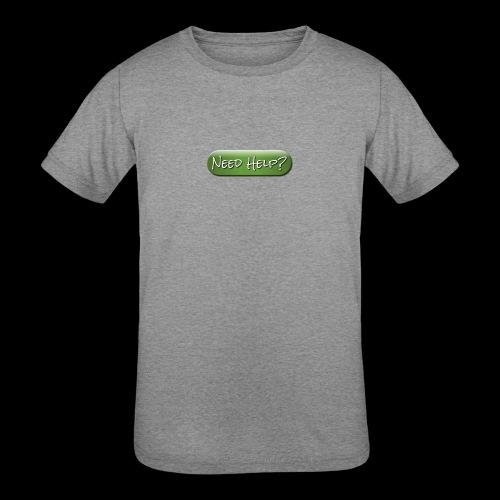 IMG 0448 - Kids' Tri-Blend T-Shirt