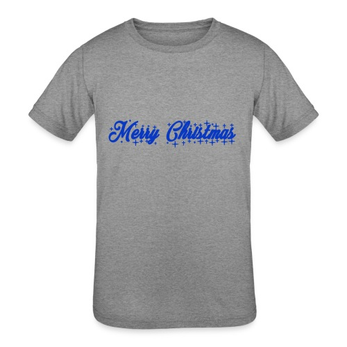 Christmas Design - Kids' Tri-Blend T-Shirt