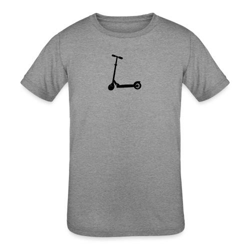 booter - Kids' Tri-Blend T-Shirt