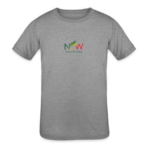 Ncw Small Logo - Kids' Tri-Blend T-Shirt