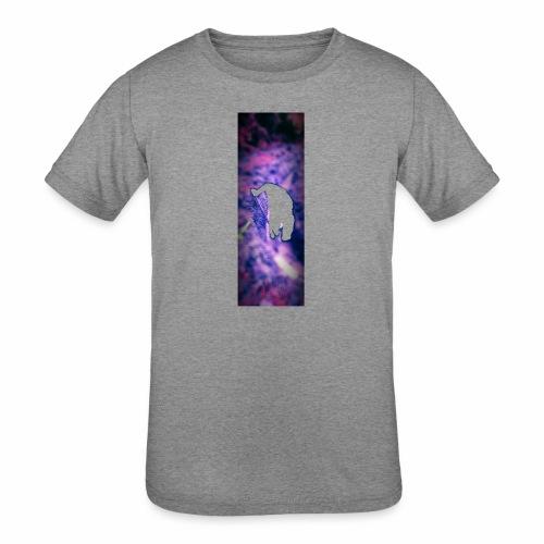 Shoveling - Kids' Tri-Blend T-Shirt