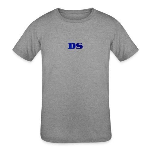 Da Shiznit Blue Money Logo - Kids' Tri-Blend T-Shirt