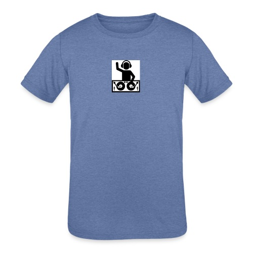 f50a7cd04a3f00e4320580894183a0b7 - Kids' Tri-Blend T-Shirt