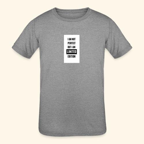 One of a kind - Kids' Tri-Blend T-Shirt