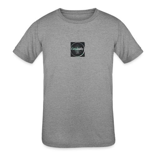 Originales Co. Blurred - Kids' Tri-Blend T-Shirt