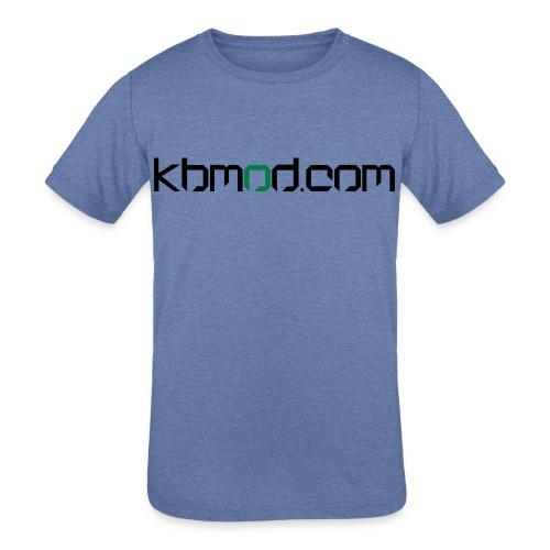 kbmoddotcom - Kids' Tri-Blend T-Shirt